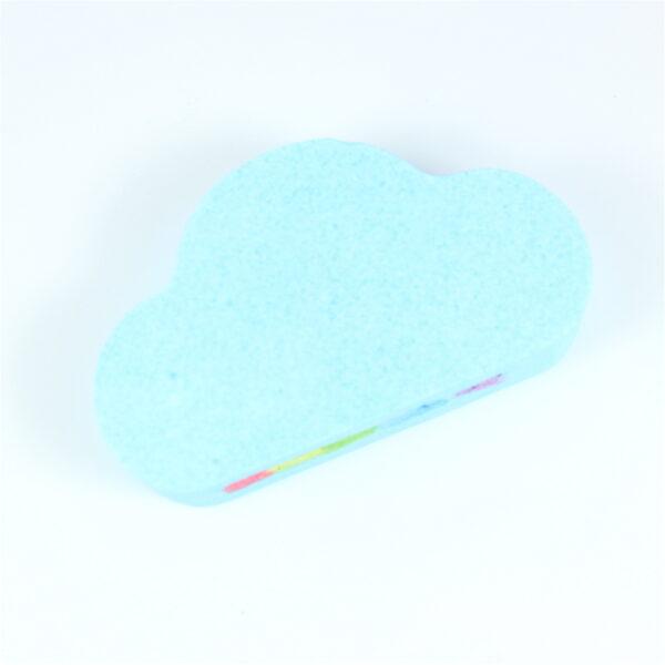 Rainbow Cloud Bath Bomb - Ocean Blue