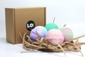 Girls Night In Bath Bomb Gift Box