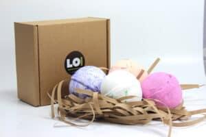 Luxury Indulgence Bath Bomb Gift Box