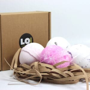 Scents Of The East Bath Bomb Gift Box