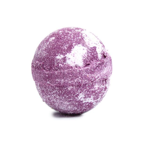 Strawberry Pavlova bath Bomb
