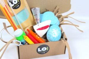 Boys Bath Bomb Party Box