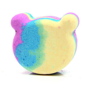 Teddy Bear Bath Bomb