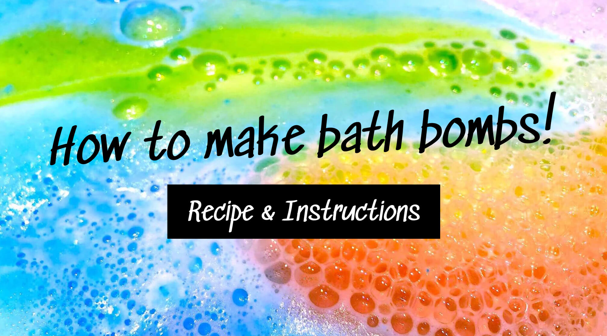 How to Make Bath Bombs 2