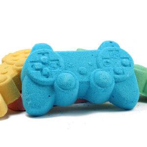 The Gamer Bath Bomb