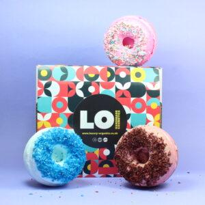 Dough-Bombs Gift Set